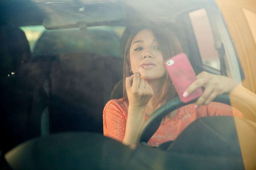 Attorney For Distracted Driving Accident Injuries